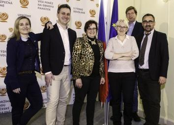 Kandidátní listina ČSSD pro volby do Evropského parlamentu v roce 2019
